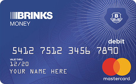 Brink's Prepaid MasterCard Reviews